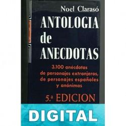 Antologia de anécdotas Noel Clarasó