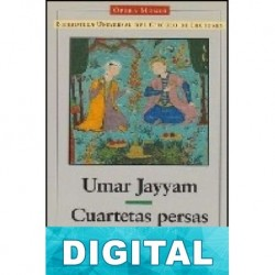 Cuartetas persas Omar Jayyam