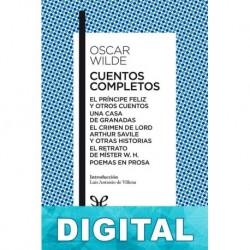 Cuentos completos (trad. Julio Gómez de la Serna) Oscar Wilde