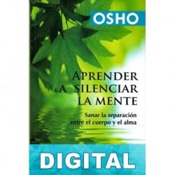 Aprender a silenciar la mente Osho