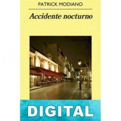 Accidente nocturno Patrick Modiano