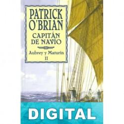 Capitán de navío Patrick O Brian