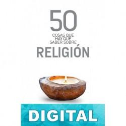 50 cosas que hay que saber sobre religión Peter Stanford