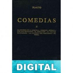 Comedias II (B. C. Gredos) Plauto