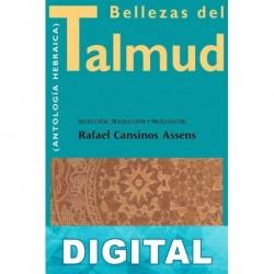 Bellezas del Talmud (Antología Hebraica) Rafael Cansinos Assens