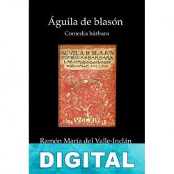 Águila de blasón Ramón del Valle-Inclán