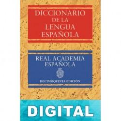 Diccionario de la lengua española (15.ª edición) Real Academia Española