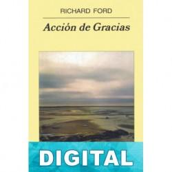 Acción de Gracias Richard Ford