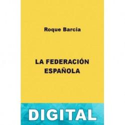 La federación española Roque Barcia