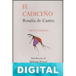 El cadiceño Rosalía de Castro