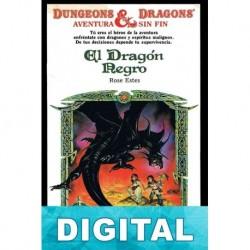 El dragón negro Rose Estes