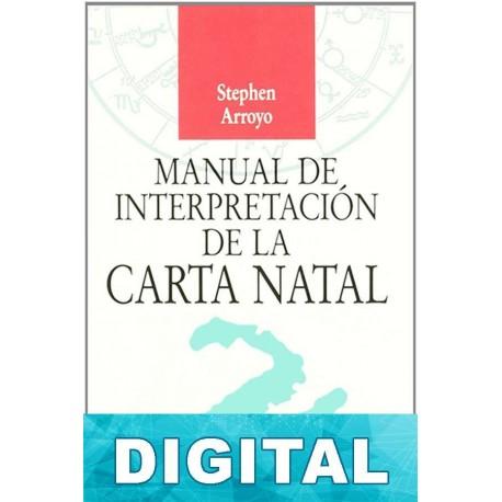Manual de interpretación de la carta natal Stephen Arroyo