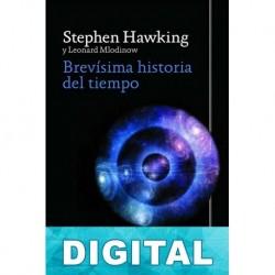 Brevísima historia del tiempo Stephen Hawking & Leonard Mlodinow