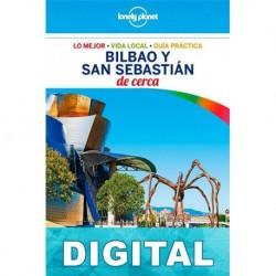 Bilbao y San Sebastián de cerca 1ª Ed. Stuart Butler & Duncan Garwood