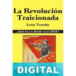 La Revolución traicionada Trotski