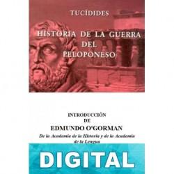 Historia de la guerra del Peloponeso. Libros I-II (B. C. Gredos) Tucídides