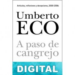 A paso de cangrejo Umberto Eco