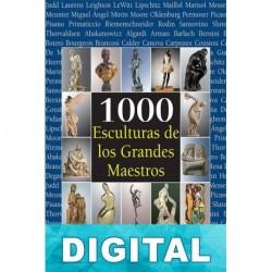 1000 esculturas de los grandes maestros Varios autores
