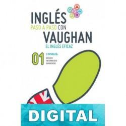 Inglés paso a paso con Vaughan 1 Varios autores