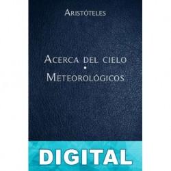 Acerca del cielo - Meteorológicos Aristóteles