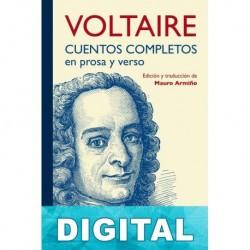 Cuentos completos en prosa y verso Voltaire