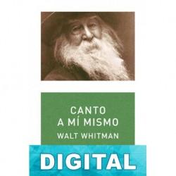 Canto a mí mismo Walt Whitman