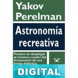 Astronomía recreativa Yakov Perelman