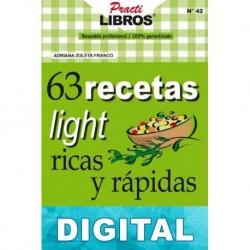 63 recetas light ricas y rápidas Adriana Zuleta Franco