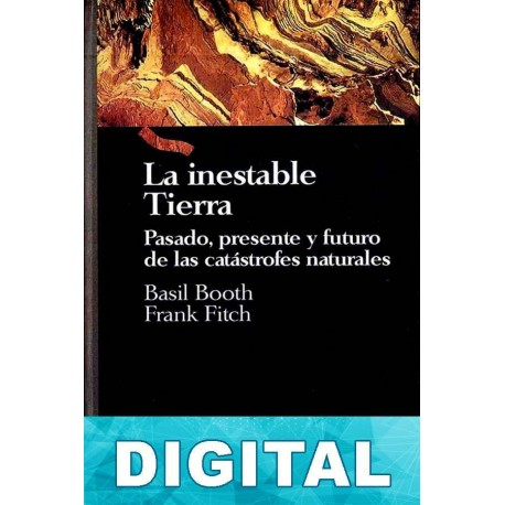 La inestable Tierra Basil Booth & Frank Fitch