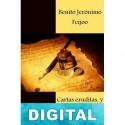Cartas eruditas, y curiosas. III Benito Jerónimo Feijoo