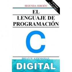 El lenguaje de programación C Bryan W. Kernighan & Dennis M. Ritchie