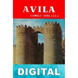 Ávila Camilo José Cela